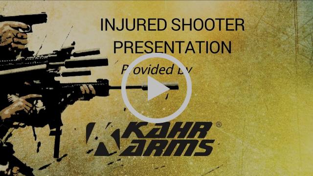 Trigger Time TV |  Injured Shooter Presentation
