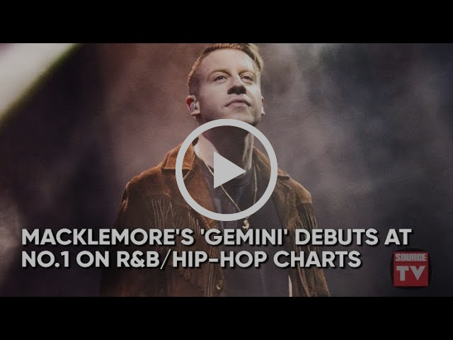 Macklemore Lands No 1 With 'Gemini,' Nelly Responds To Rape Allegations | Source News Flash