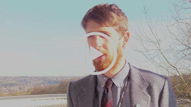 Meet the teachers - Richard (History Teacher)