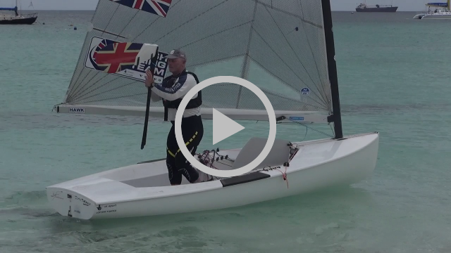 A little preview to the 2017 Finn World Masters in Barbados.
