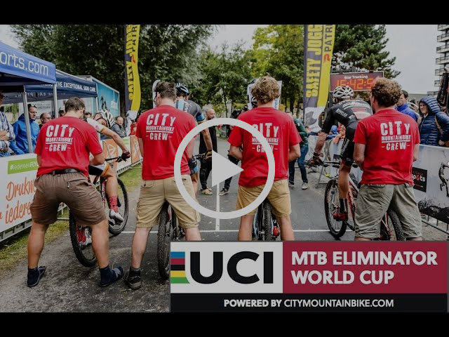 2017 promo UCI MTB Eliminator World Cup powers by City Mountainbike