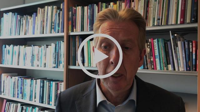 Jan Rotmans over de Roadmap Next Economy voor de de Greenport