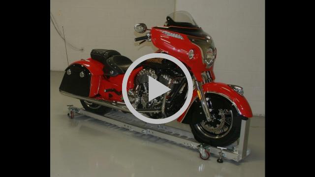 Condor Motorcycle Garage Dolly