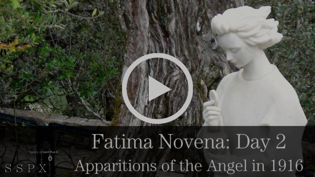 Fatima Novena 2017 - Day 2: May 6, 2017