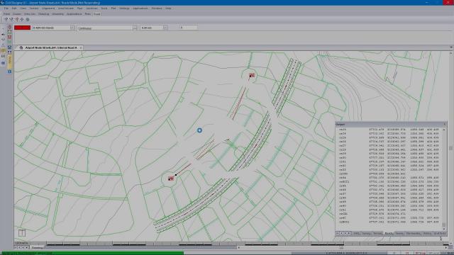 Civil Designer Software: Automatic Junctions