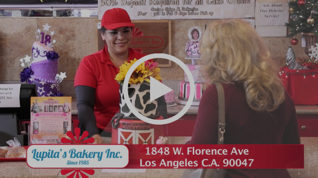 LUPITAS BAKERY Commercial Produce by Finding Productions