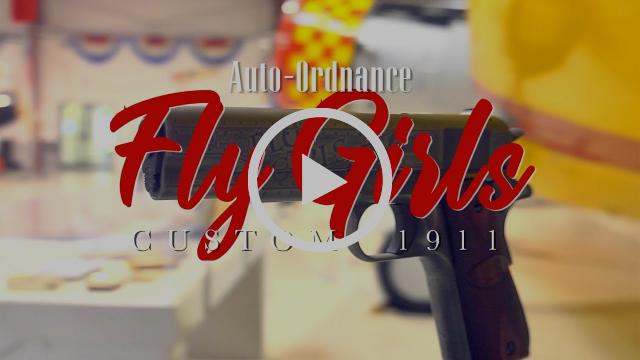 Auto-Ordnance Fly Girls Custom 1911