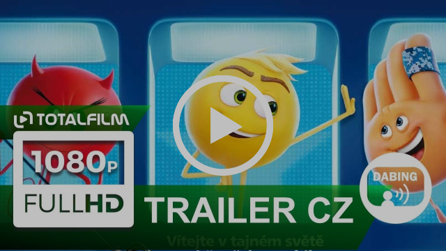Emoji ve filmu (2017)  CZ HD dabing teaser