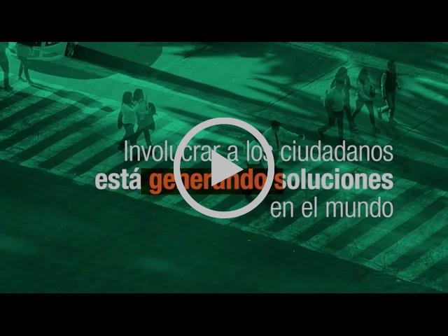 GIFT - Involucrar a los ciudadanos está generando soluciones en el mundo
