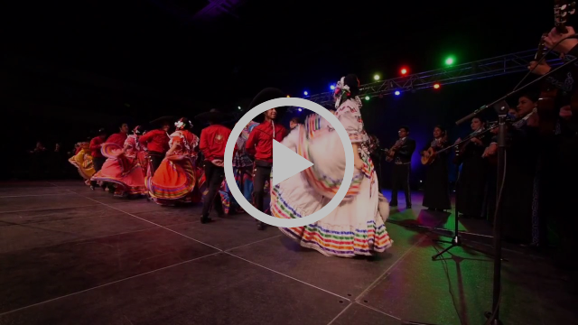 EL Son de La Negra Mariachi Huenachi Mariachi Northwest Festival 2017