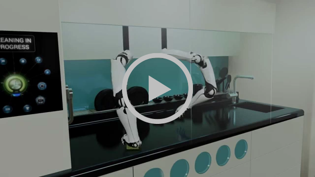 The World's First Robotic Kitchen - TV Commercial