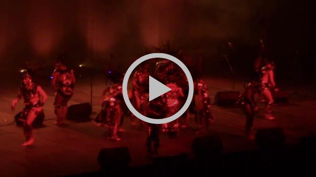 Danza Azteca Bailadores de Bronce