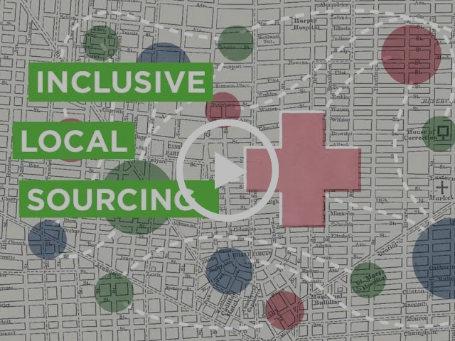 Inclusive, Local Sourcing: Hospitals Aligned for Healthy Communities
