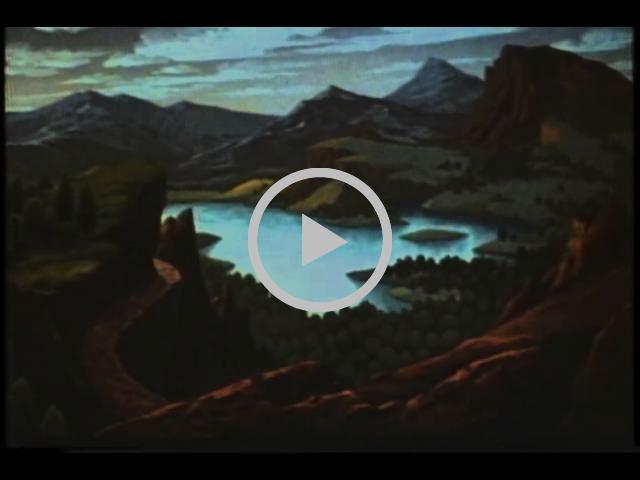 Trailer for The Last Unicorn