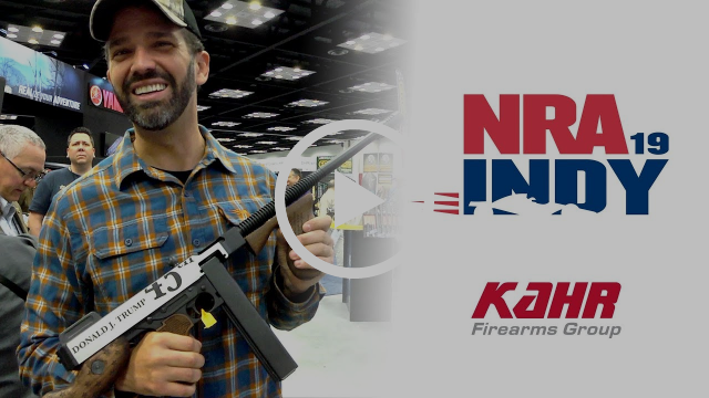 Kahr Friends, Firearms, and Fun at Indy!