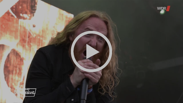 Dark Tranquillity - Live at Summer Breeze 2017 (Pro Shot, Best Quality)