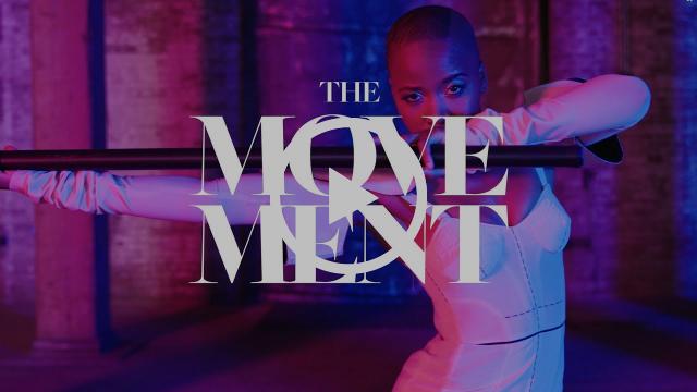 "Elle Magazines' ""The Movement"" series with Marija Abney"