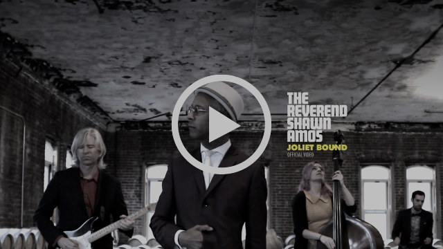 The Reverend Shawn Amos - Joliet Bound (Official Music Video)