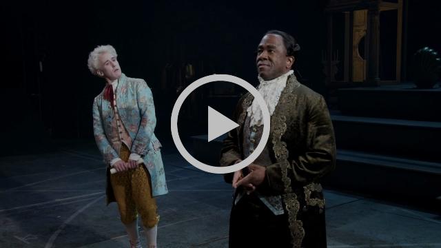National Theatre Live: Amadeus   Trailer