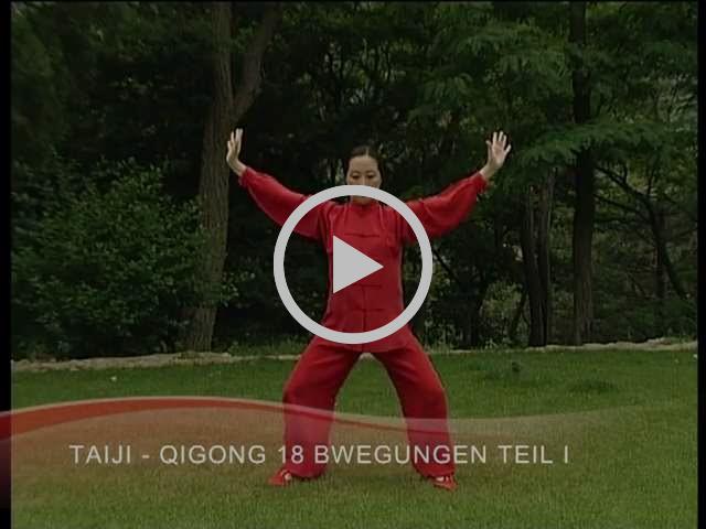 QiGong mit Du Hong
