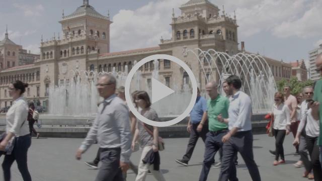 Por ti, SOMOS capaces - Valladolid 2017