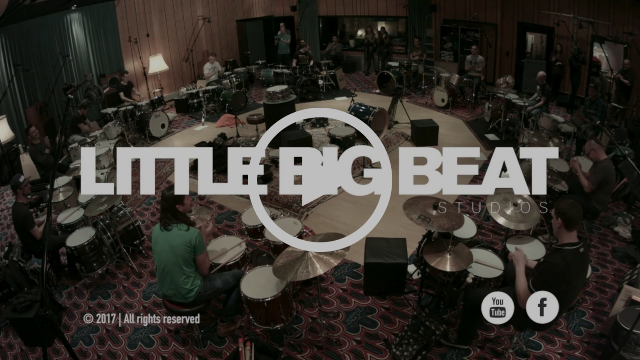 REMO Tuning Masterclass at LITTLE BIG BEAT STUDIOS