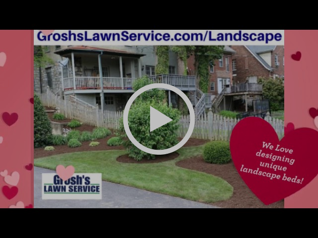 Love Your Lawn Love Your Landscape Hagerstown MD Williamsport MD Washington County MD
