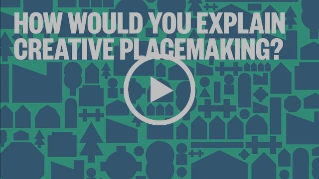 Chairman Chris Masingill explains Creative Placemaking
