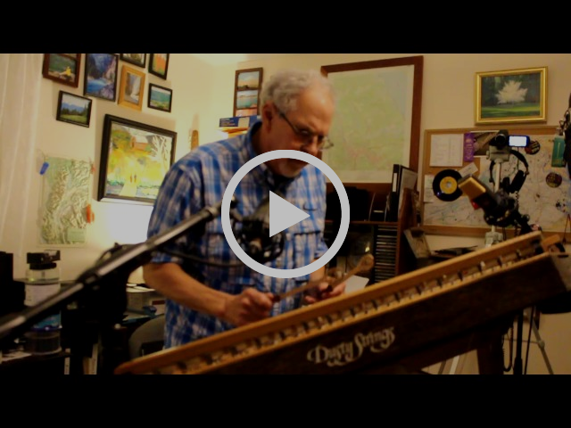 Come, Thou Long-Expected Jesus on hammered dulcimer by Timothy Seaman