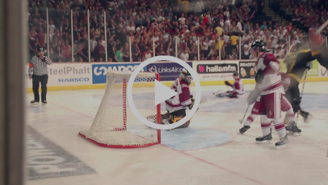 Sheffield Varsity 2015: Ice Hockey Final Highlights