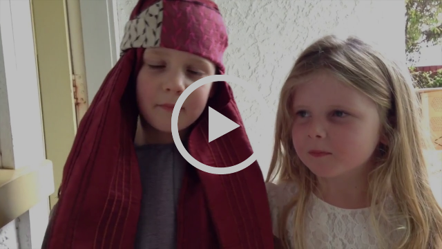 All Saints Church Kids Christmas 2016 - Jesus' Christmas Party story