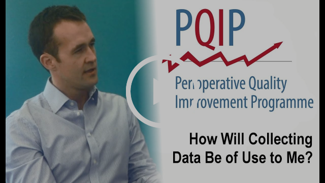 PQIP: How Will Collecting Data Be of Use to Me?