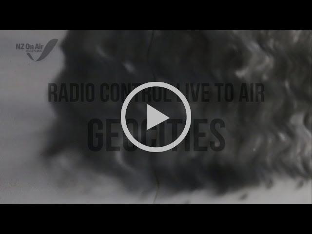 GeoCities at Radio Control