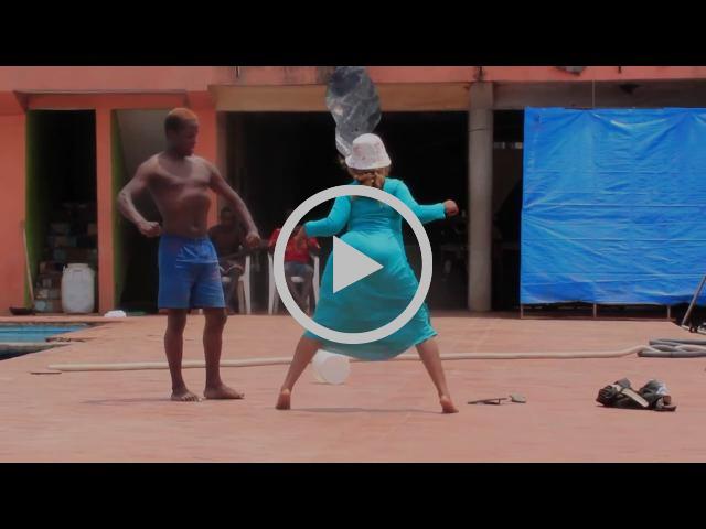 MC King Kong Dancing Sekemba by VjOj & Awilo Longomba New Video 2016 DjDinTV