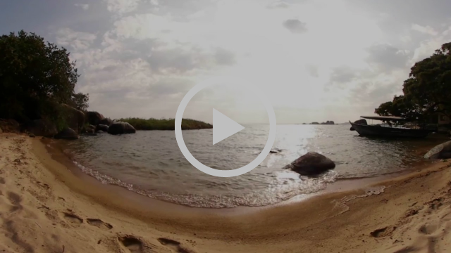 La isla de Lukuba 360º