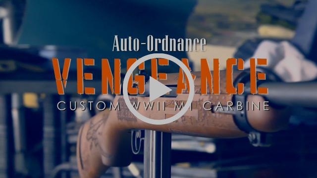 Auto-Ordnance Vengeance & Airborne M1 Carbines