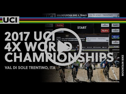 2017 UCI Mountain bike Four-Cross World Championships – Val di Sole Trentino, ITA