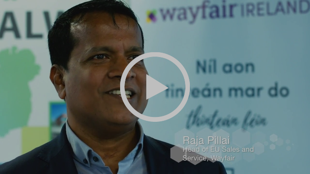 Wayfair celebrates 10 years in Ireland