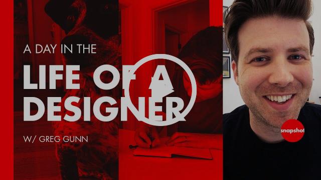 A day in the life of creative director Greg Gunn