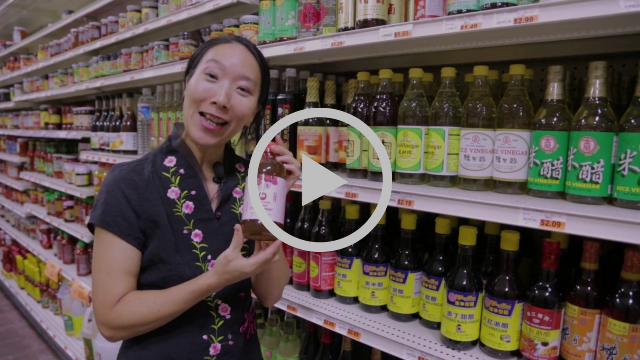 Asian Grocery Shopping - Quick Tips: Vinegars!