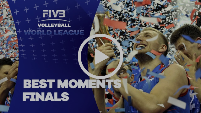 FIVB - World League Finals: Best Moments - Finals
