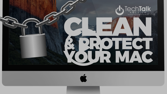 Clean and Protect Your Mac