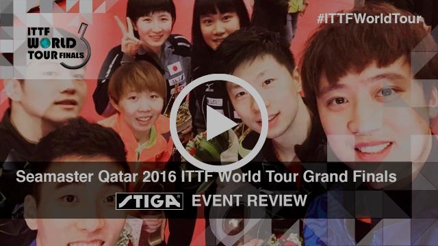 2016 World Tour Grand Finals   Event Review