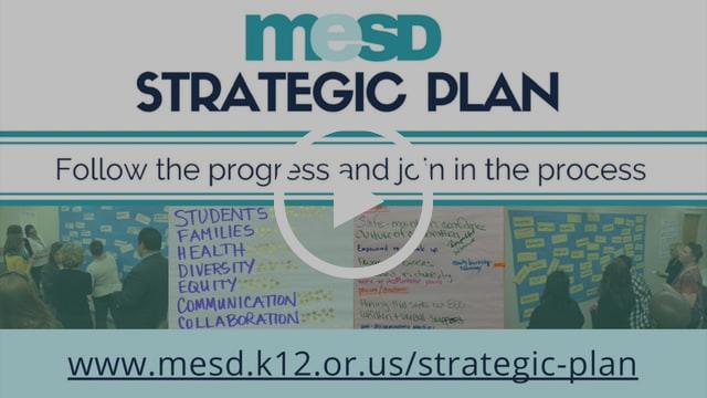 MESD Strategic Plan Process v4