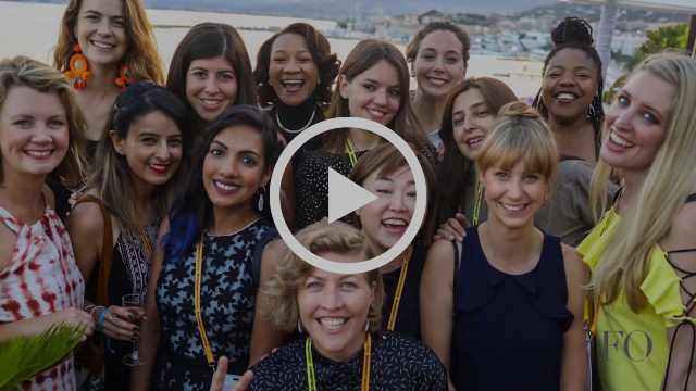 The Girls' Lounge @ Cannes 2017 Sizzle Reel
