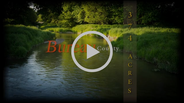 Bureau County, IL 374 Acres for Sale