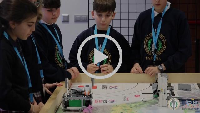 Participación en First Lego League Galicia