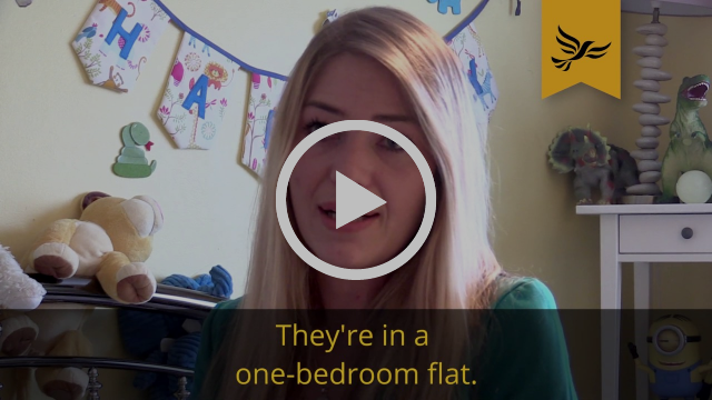 Lib Dem housing campaign video
