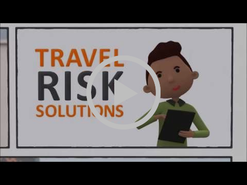 Travel Risk Solutions animation by Eurocross
