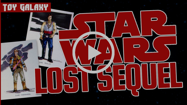 Star Wars Lost Sequel: Star Wars The Epic Continues | Oddities #1